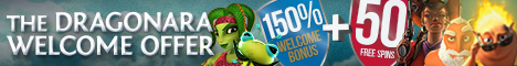 Dragonara offers a $150 online casino deposit bonus