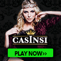 Casinsi Casino offers a $200 online casino deposit bonus and a great $35 no deposit casino bonus