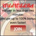 Wild Wild Bet offers a $555 online casino deposit bonus