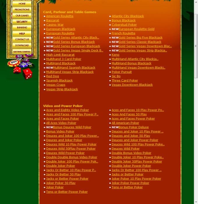 List Of Rtg Casinos