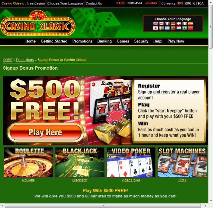 Best Real Money Online Casinos in 2018
