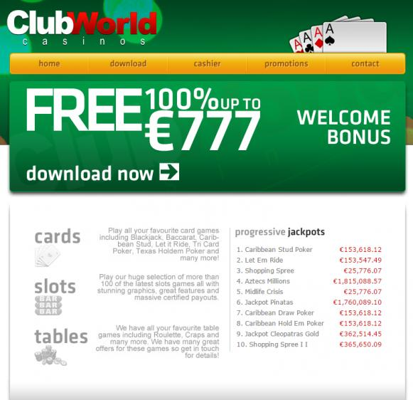 Club UK homepage image
