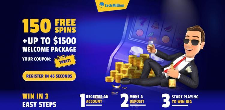 Jack Million homepage image