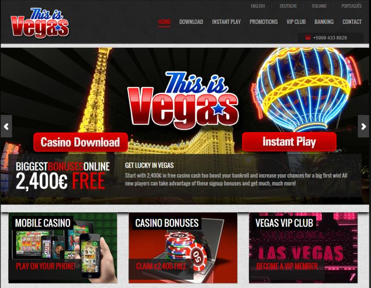 This Is Vegas homepage image