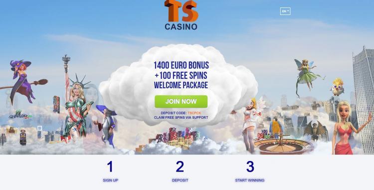 TS homepage image