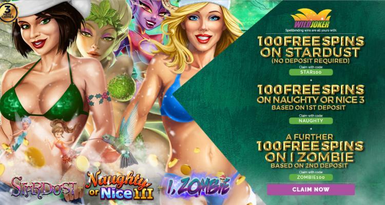 Wild Joker homepage image