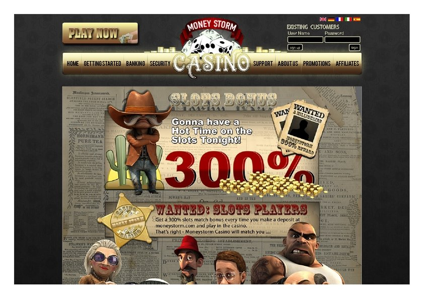 Storm Casino