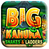 Big Kahuna Snakes and Ladders Slot Machine