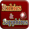Rubbies and Sapphires Slot Machine
