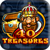 40 Treasures Slot Machine