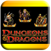 Dungeons & Dragons - Fortress of Fortunes Slot Machine