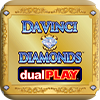 Da Vinci Diamonds Dual Play Slot Machine