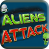 Aliens Attack Slot Machine