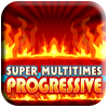 Super Multitimes Progressive Slot Machine