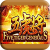 Five Tiger Generals Slot Machine