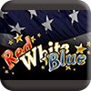 Red White Blue 3 Lines Slot Machine