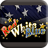 Red White Blue 5 Lines Slot Machine