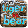 Tiger vs. Bear Free Slots Demo