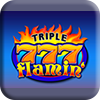 Triple Flamin 7's Free Slots Demo