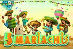 5 Mariachis
