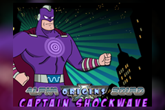 Alpha Squad Origins Captain Shockwave