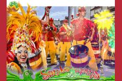 Samba Spins