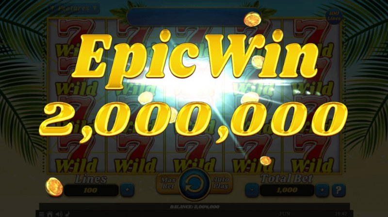 100 Juicy Fruits :: Epic Win