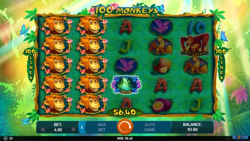 100 Monkeys :: Big Win