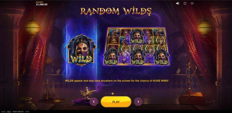 10,001 Nights :: Random Wilds