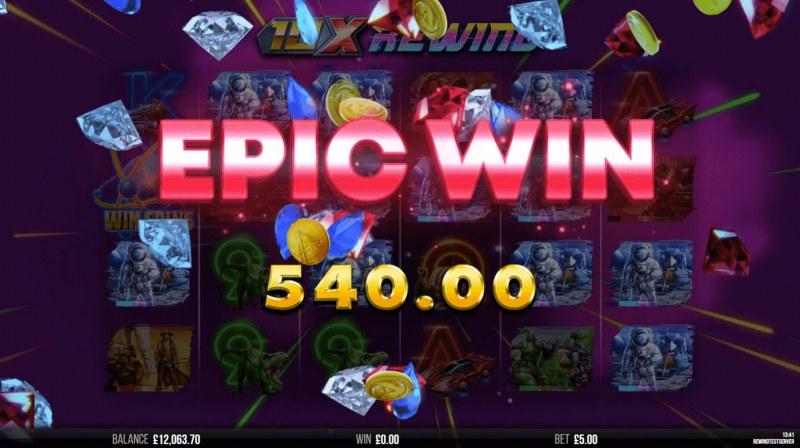 10X Rewind :: Epic Win