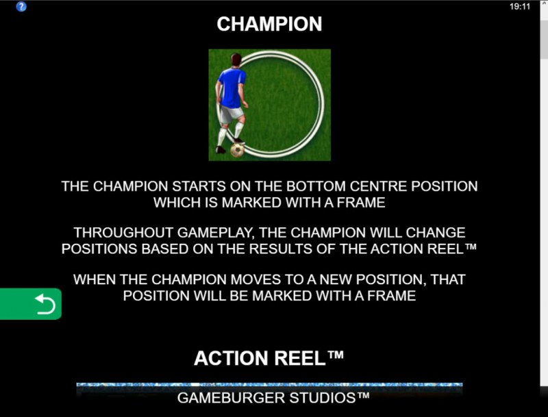 11 Champions :: Feature Rules