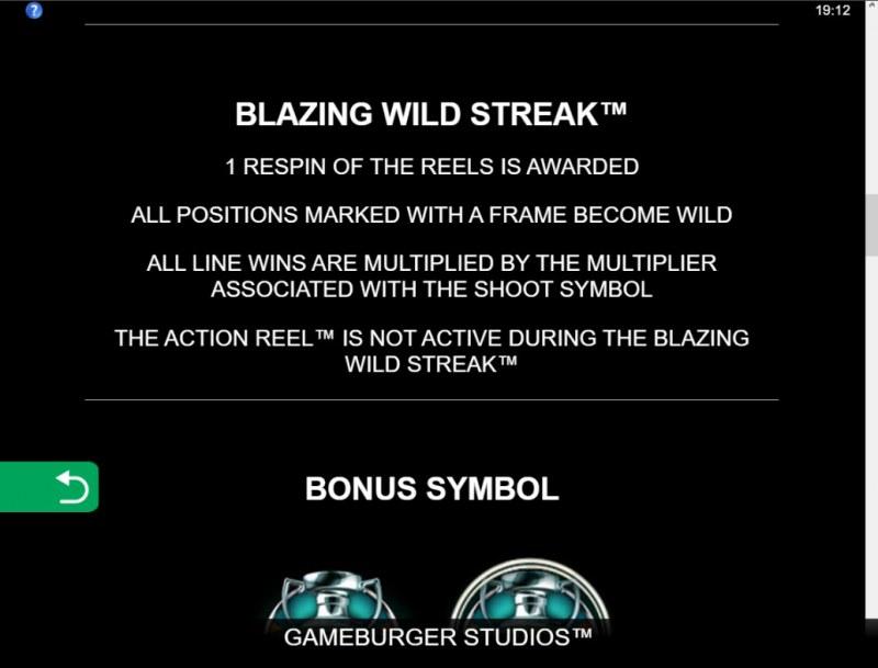 11 Champions :: Blazing Wild Streak