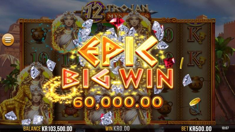 12 Trojan Mysteries :: Epic Win