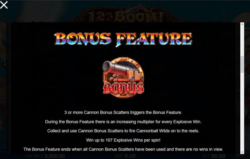 123 Boom! :: Bonus Feature