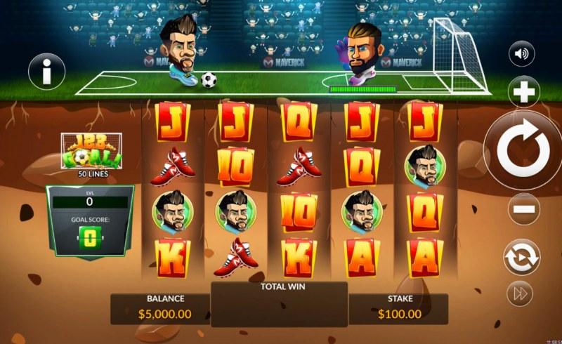 123 Goal :: Main Game Board