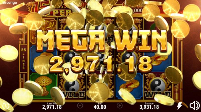 15 Dragon Pearls Hold and Win :: Mega Win