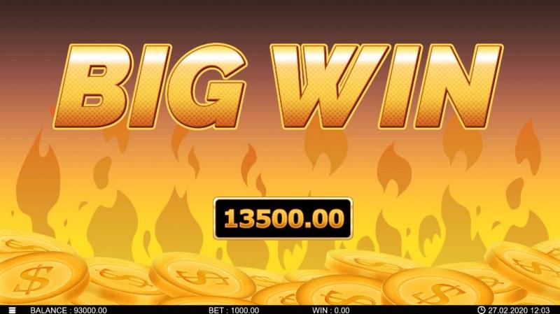 20 Hot Spins :: Big Win