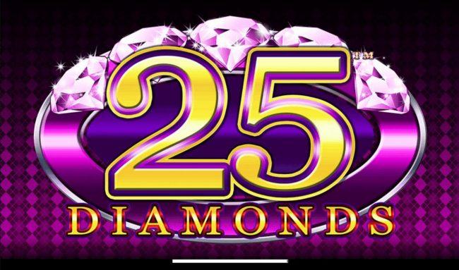 25 Diamonds :: Splash screen - game loading