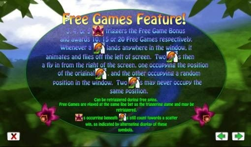 Free Game Feature