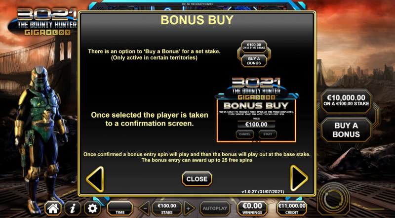 3021 The Bounty Hunter Gigablox :: Buy Feature