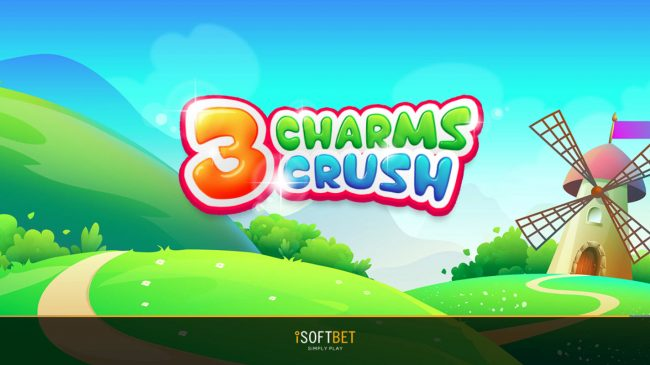 Betive featuring the Video Slots 3 Charms Crush with a maximum payout of $500