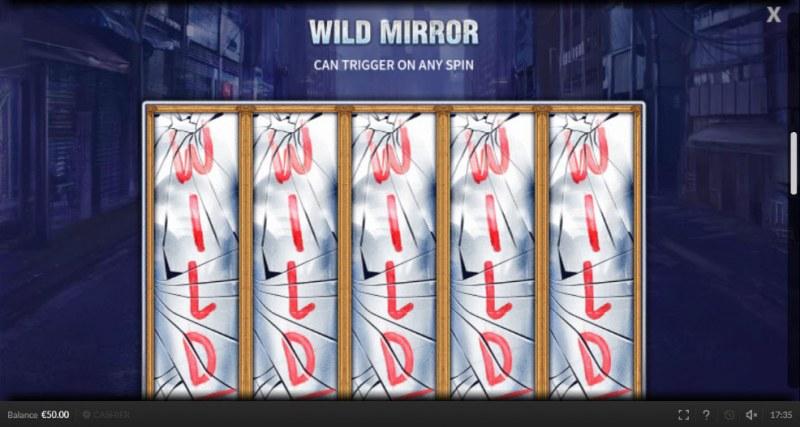 4 Femme Fatales :: Wild Mirror