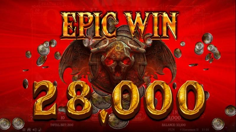4 Horsemen II :: Epic Win