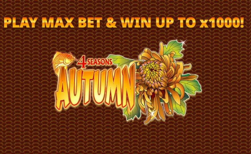 4 Seasons Autumn :: Introduction