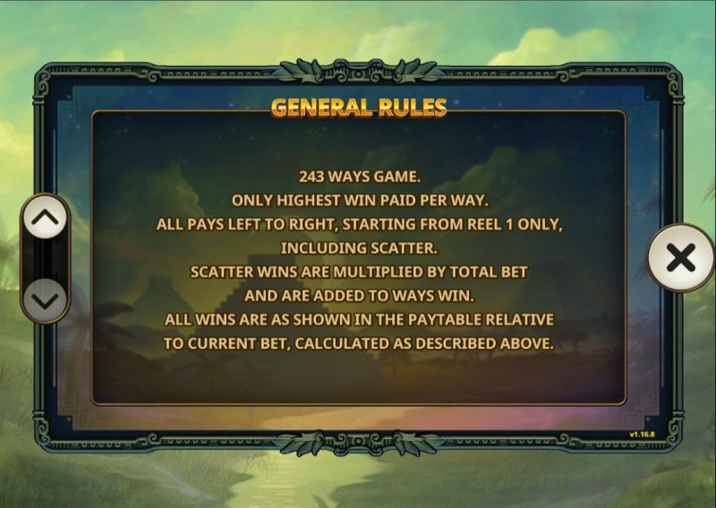 5 Ages of Gold :: General Game Rules