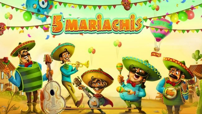 5 Mariachis :: Introduction