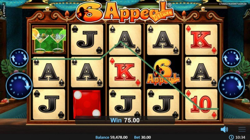 6 Appeal Deluxe :: A winning 4 of a kind