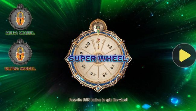 Super Wheel Bonus