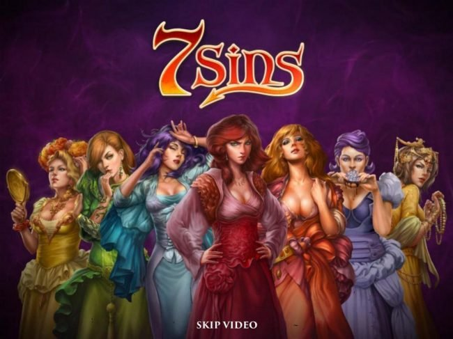 Play slots at Casino Cruise: Casino Cruise featuring the Video Slots 7 Sins with a maximum payout of $70,000