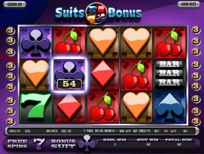 Top Bet featuring the Video Slots 7th Heaven with a maximum payout of 7500x